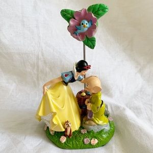 Disney's Snow White figurine decor